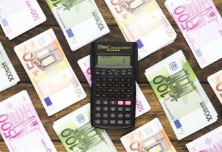 Leul s-a depreciat în raport cu euro