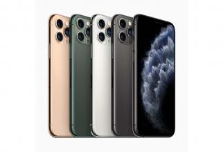 Apple a lansat noile sale telefoane iPhone 11