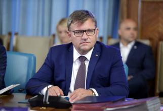 Mnistrul Muncii, Marius Budăi