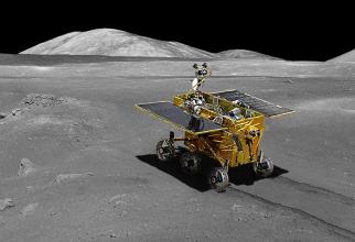 Până la clarificarea lucrurilor, roverul chinez ia o pauză