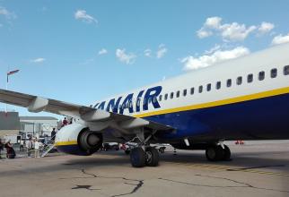 Ryanair va opera trei curse săptămânale