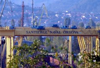 Santierul Naval Orșova