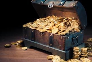 Aurul a avut o evoluţie spectaculoasă în ultimul an şi jumătate