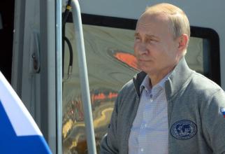 Liderul de la Kremlin și-a încercat norocul