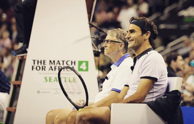 Federer este cel mai bine plătit jucator de tenis pentru al 14 lea an la rând consecutiv