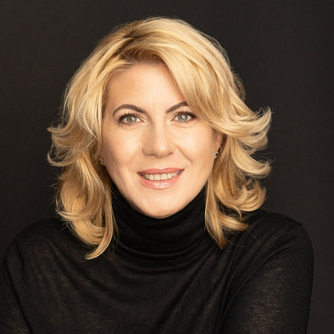 Preşedintele CONAF, Cristina Chiriac