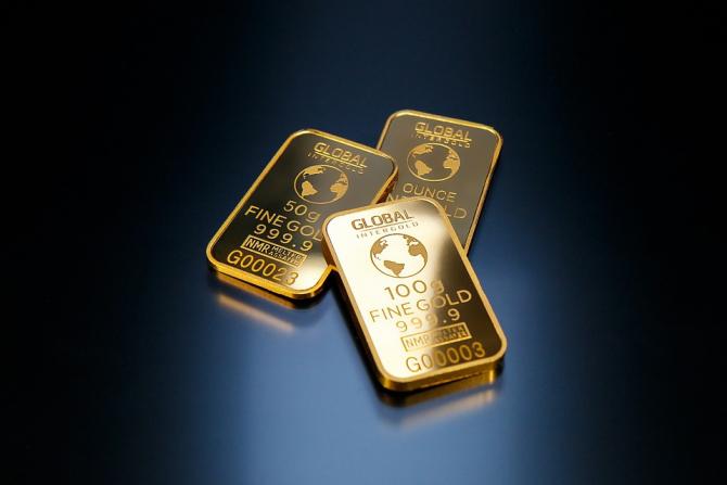 Aurul atinge un nou maximum