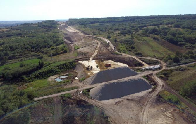 UNgaria primește spijin substanțial pentru terminarea autostrăzii M30