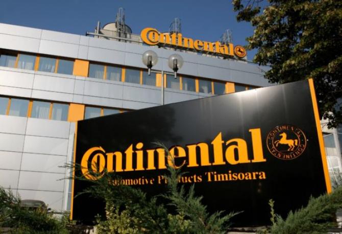 Continental concediază masiv