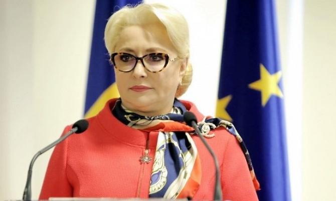 Premierul Dăncilă a asigurat că România este prosperă