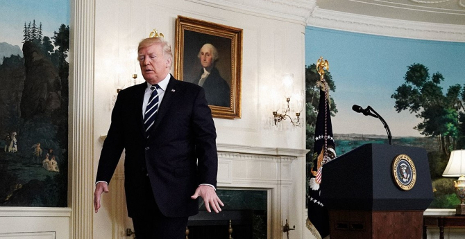 Donald Trump a spus că toate acuzațiile sunt ridicole