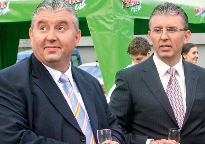 Frații Ioan și Viorel Micula