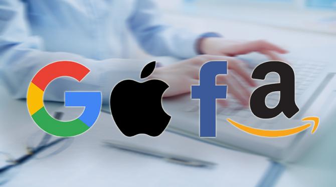 Cele 4 companii care dictează tot ce se întâmplă pe internet