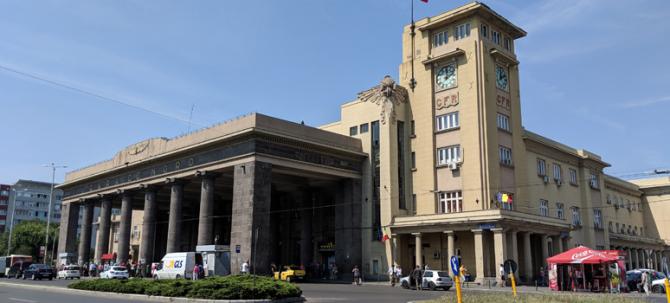 Gara de Nord intră în reparații capitale
