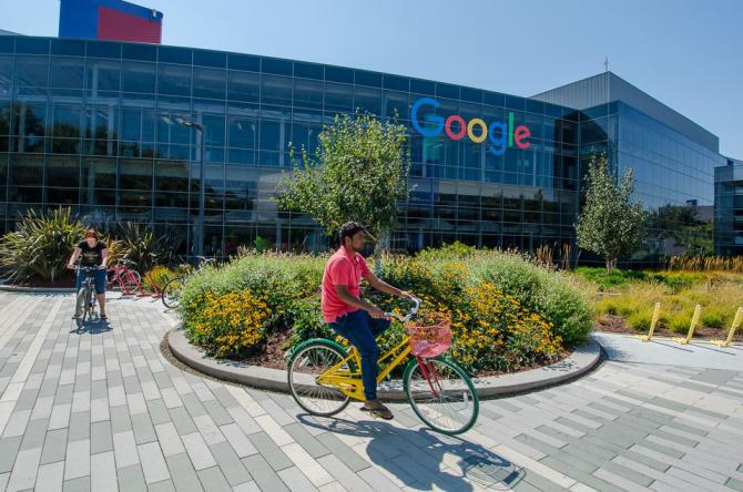Sediul central al Google