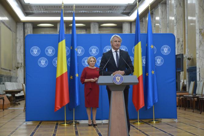 Eugen Teodorovici a semnat acordul de finanțare a celor 7 firme