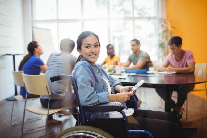 Pensie de invaliditate