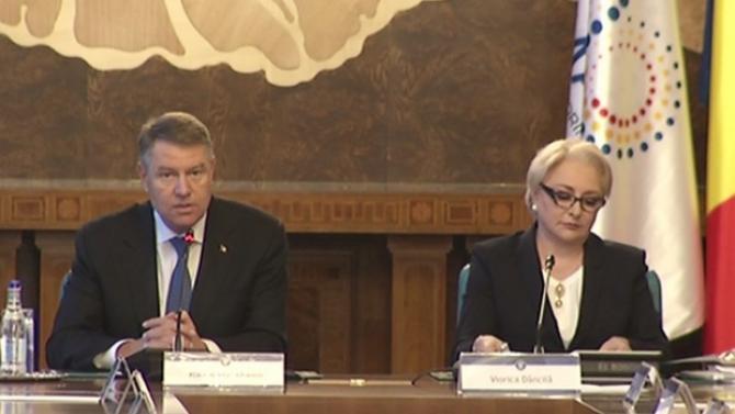 Iohannis refuză noua propunere de remaniere