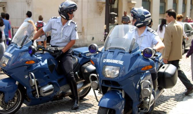 Jandarmii spun că oamenii au devenit mai prietenoși