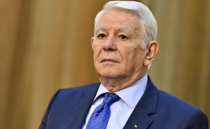 Teodor Meleșcanu este noul președinte al Senatului