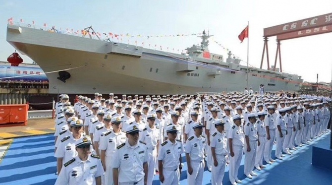 Ceva mare și fără egal în marina militară a Chinei