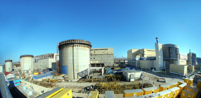 CNU asigură combustibilul pentru Centrala Nucleară de la Cernavodă
