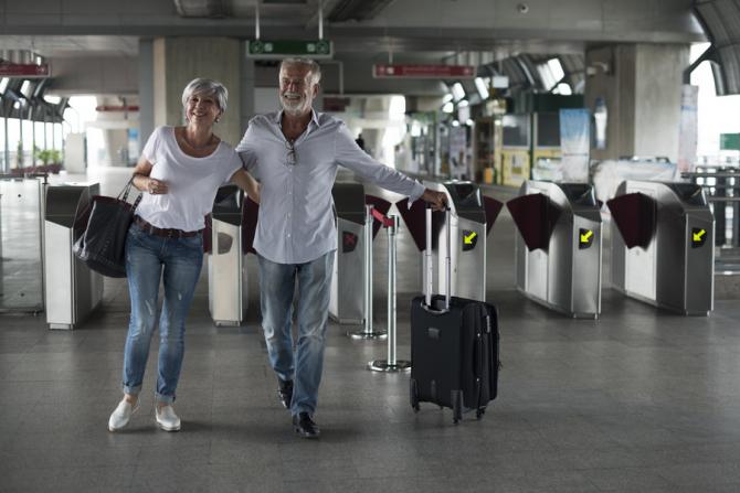 Pensionaii germani preferă să trăiască în alte țări