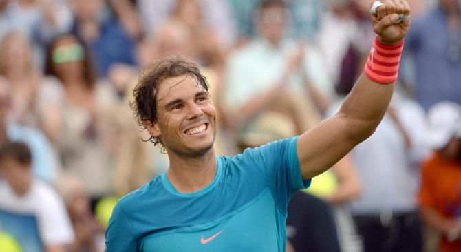 Rafael Nadal are grijă și de alții
