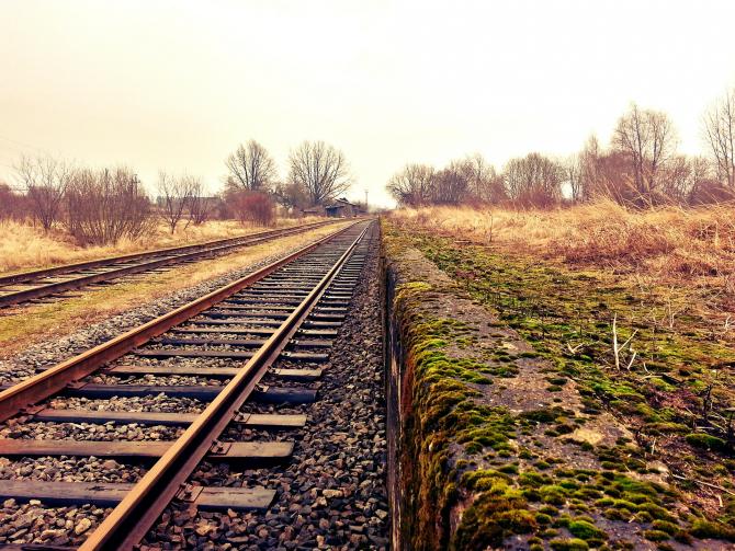 Infrastructura feroviară din Portul Constanţa modernizată