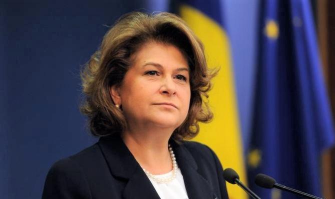 Rovana Plum, membru al Guvernului european