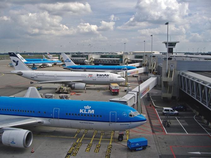 Aeroportul Schiphol
