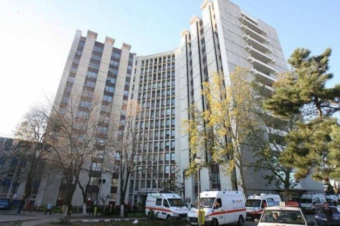 Spitalul Universitar de Urgență ocupă locul I în acest rușinos top