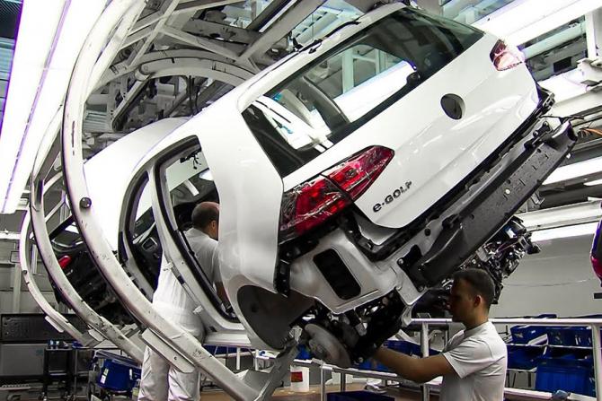 China: Volkswagen AG lansează un nou MODEL