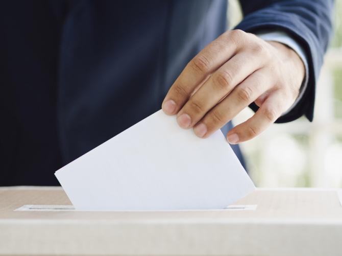 Reguli stricte la vot