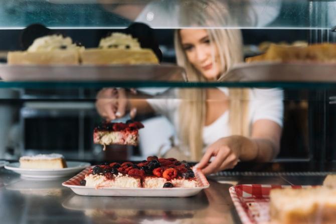 afacere cu prăjituri