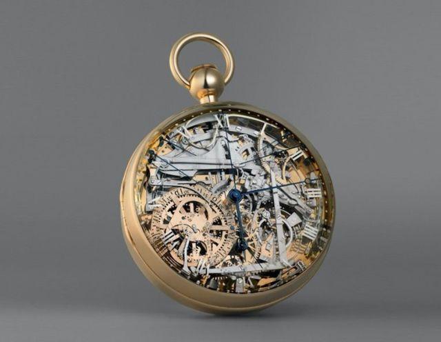 Breguet Grande Complication Marie-Antoinette. sursa: Pinterest