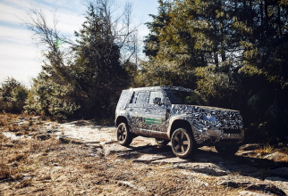 2020 Land Rover Defender. Sursa: Gear Patrol