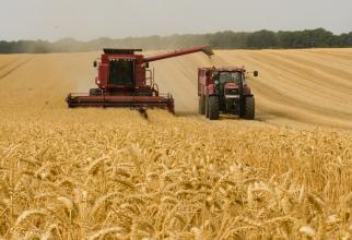 Piaţa terenurilor arabile din Ucraina este una de peste 40 de milioane de hectare, o suprafaţă comparabilă cu cea a statului american California.