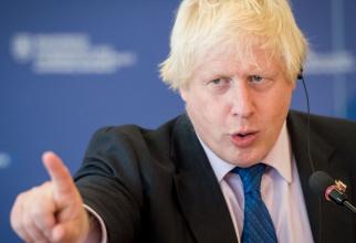 Premierul britanic Boris Johnson i-a avertizat