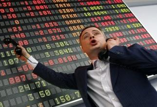 Bursa de pe Wall Street a deschis şedinţa de miercuri în scădere