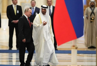 Liderul de la Kremlin, întâmpinat cu mare fast