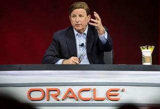 Mark Hurd, directorul general al Oracle