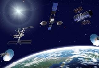Rețeaua Starlink va cuprinde 30.000 de sateliți