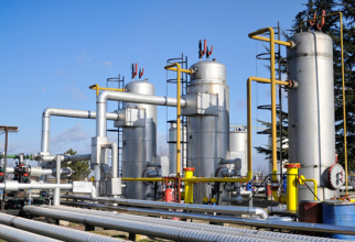 Furnizorii de gaze au depozitat pentru această iarnă 2,8 miliarde de metri cubi de gaze