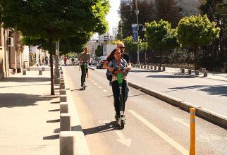 Ministrul Afacerilor Interne, Marcel Vela, a declarat că proiectul de ordonanţă iniţiat de MAI privind reglementarea circulaţiei trotinetelor electrice vizează creşterea siguranţei rutiere