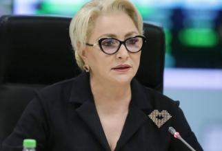Fostul premier Viorica Dăncilă critică declaraţiile vicepremierului Raluca Turcan şi ale ministrului Muncii