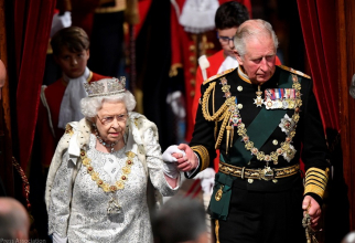 Regina Elisabeta a II-a a Marii Britanii a dat citire luni priorităţilor guvernului