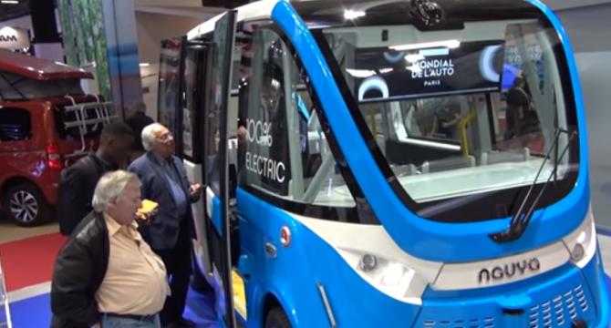 Primăria Cluj-Napoca ar urma să lanseze un autobuz fără șofer
