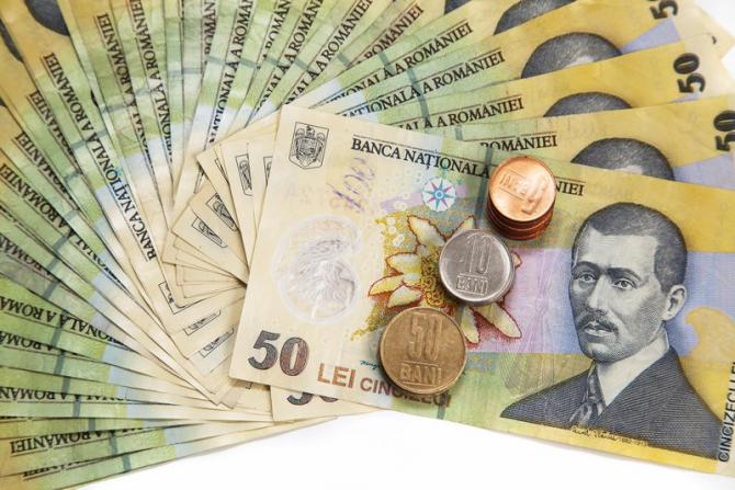 Ministerul Finanţelor Publice a împrumutat, joi, 350 de milioane de lei de la bănci