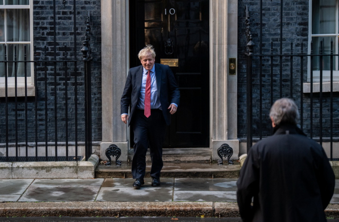 Boris Johnson / Foto: multimedia.europarl.europa.eu